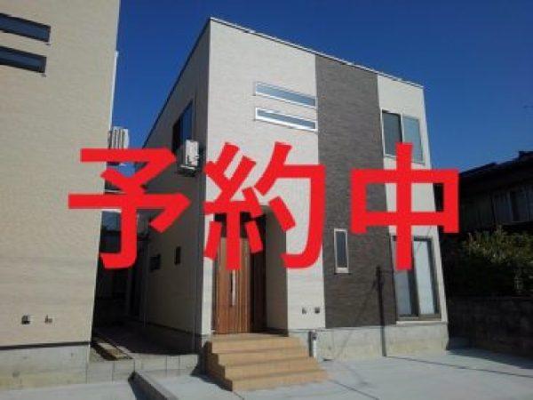 高岡市野村分譲住宅B、ご予約中です。(イレギュラーな事って疲れるよね。という話)