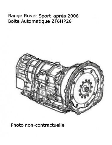 Boite Auto Range Rover Sport après 2006 ech/std