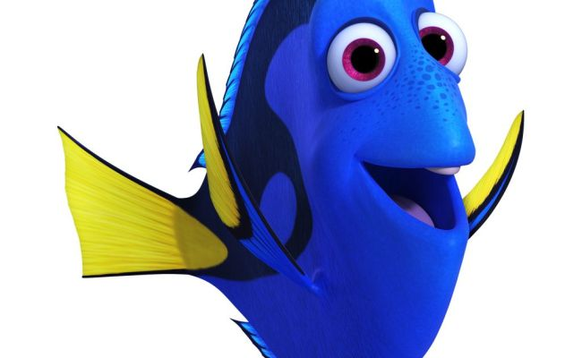 Finding Dory Reveals Character And Voice Talents Disney