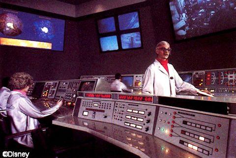 Mission Control Tomorrlwand 1970