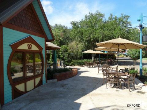 Mamas Pretzel Kitchen opens at SeaWorld Orlando A Mom