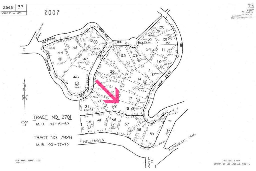 Tujunga CA Lots & Land for Sale Los Angeles County