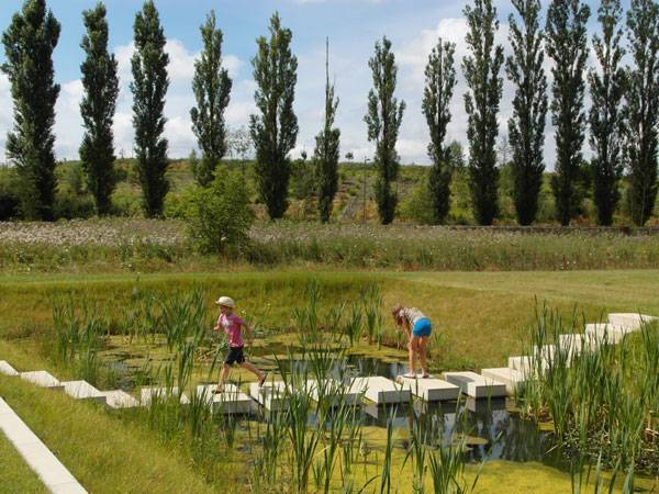 europe longest sustainable water