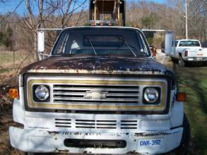 Truck before.