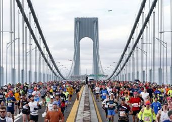 NYC Marathon Athletics