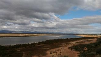 Plenty of water at Port Augusta