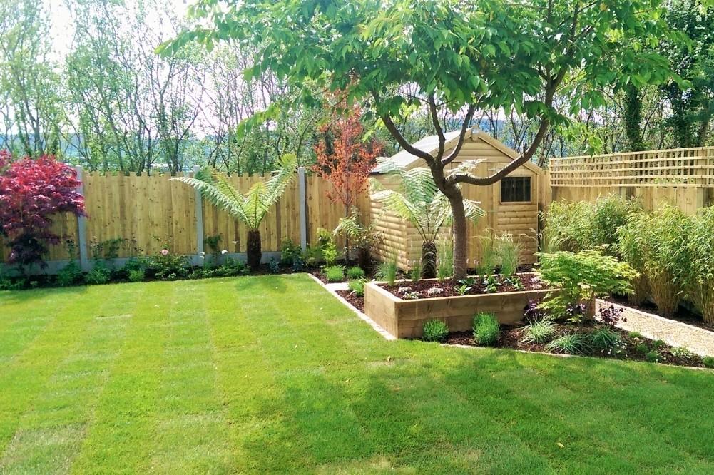 Family Garden Design Foxrock  LandArt