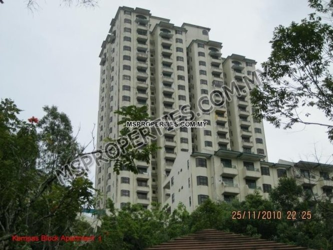 Genting Highlands Kempas Apartment Sold