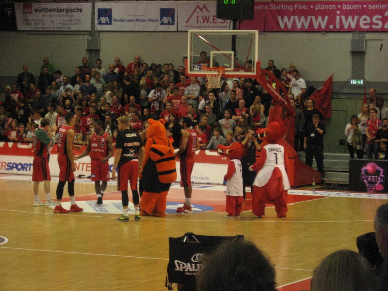 Basketball Giessen