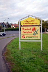 Willkommen in Steinfurth - aber  nicht mit Tempo 70. (Bild: Petra Ihm-Fahle)