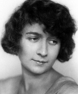 Ilse Weber (1903 - 1944) Bildquelle: Wikipedia
