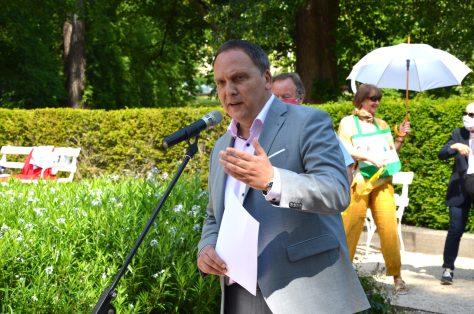 Bürgermeister Klaus Kreß (Bild: Petra Ihm-Fahle)