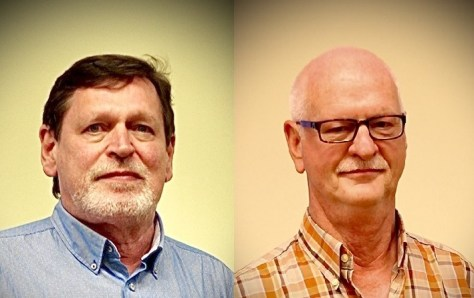 SPD Bad Nauheim mit neuer Fraktionsspitze: Steffen Hensel (links) und Georg Küster. (Foto: pv)
