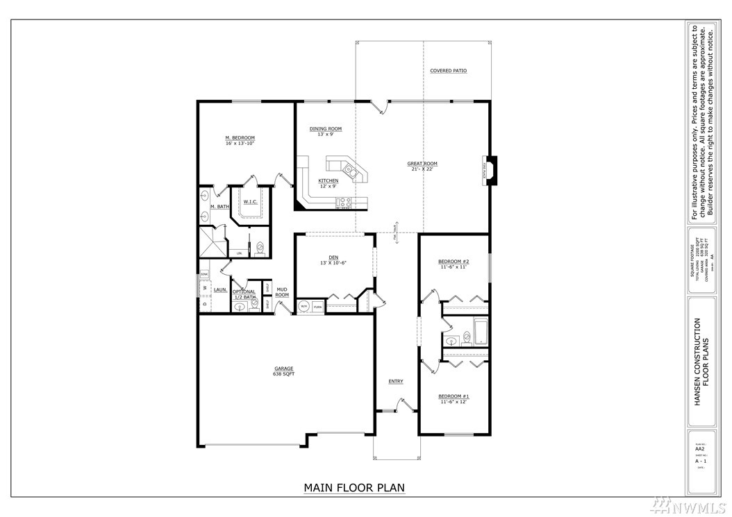 Home Sold Keanland Park Lot 107 2917 Heron Ln SE Olympia