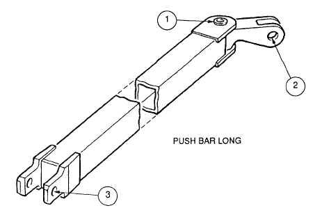 Push Bar Long