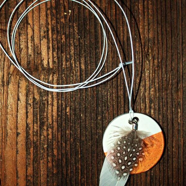 Handmade Halsketten by Land-Deko