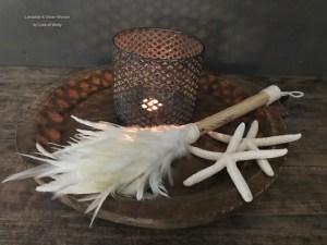 Handgemaakte decoratieve kwast India