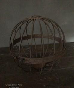 Decoratieve ijzeren bal