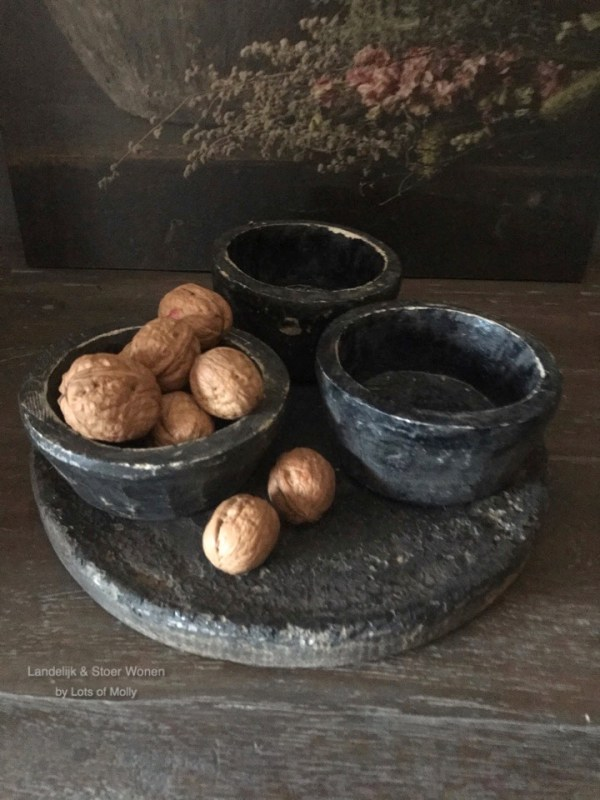 Raja stenen potje uit India