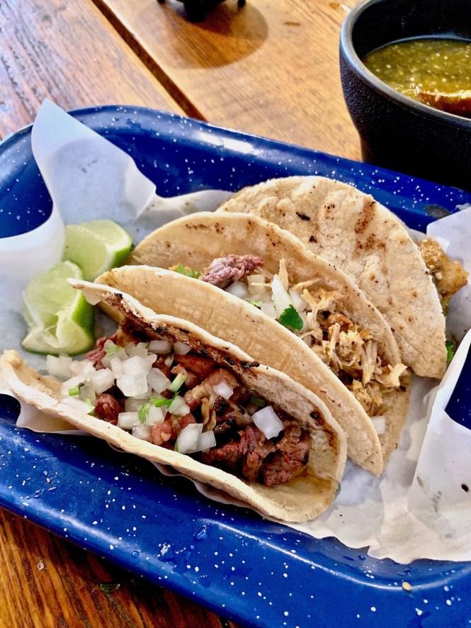best mexican food tacos at el nopal in Paris