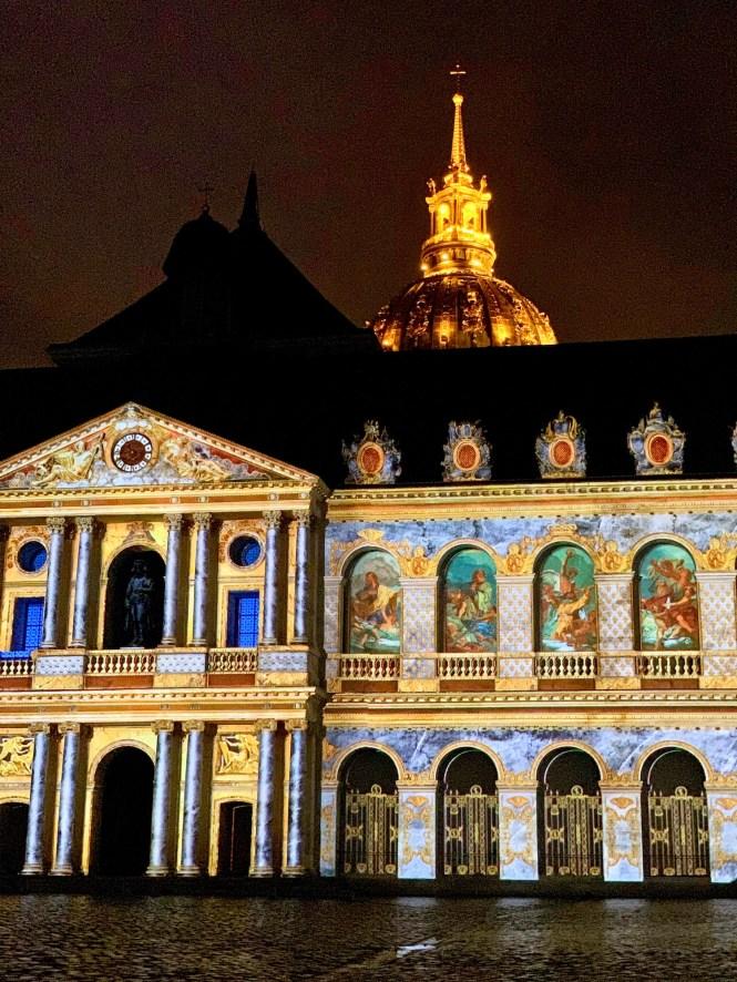 Nuit Aux Invalides display