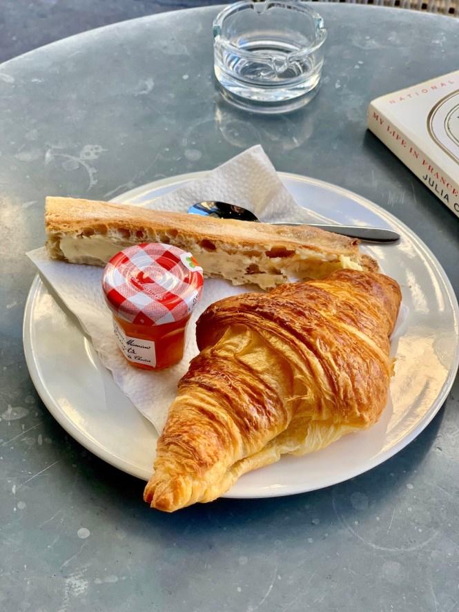 Sunday Croissant