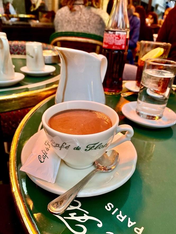 Café de Flore Hot Chocolate