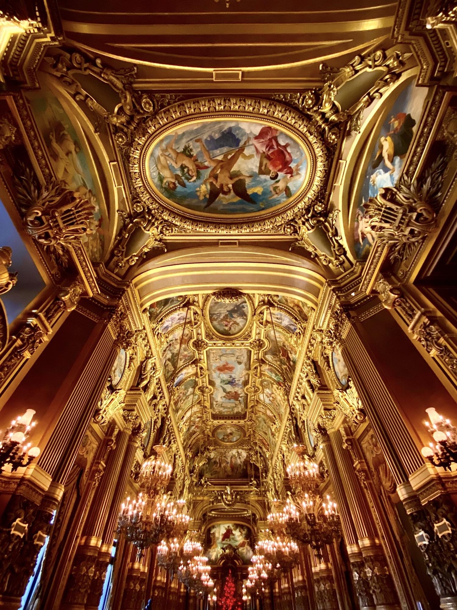 Private Tour Palais Garnier