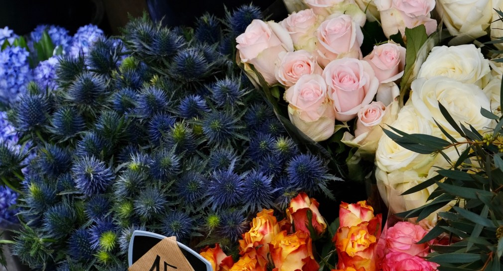 Flower Shop Five Friday Finds from France