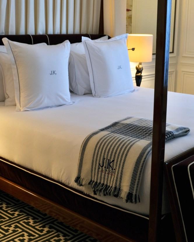 JK Place Paris Bedroom
