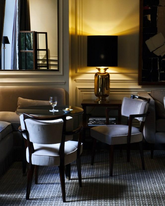 J.K. Place Paris Common Room