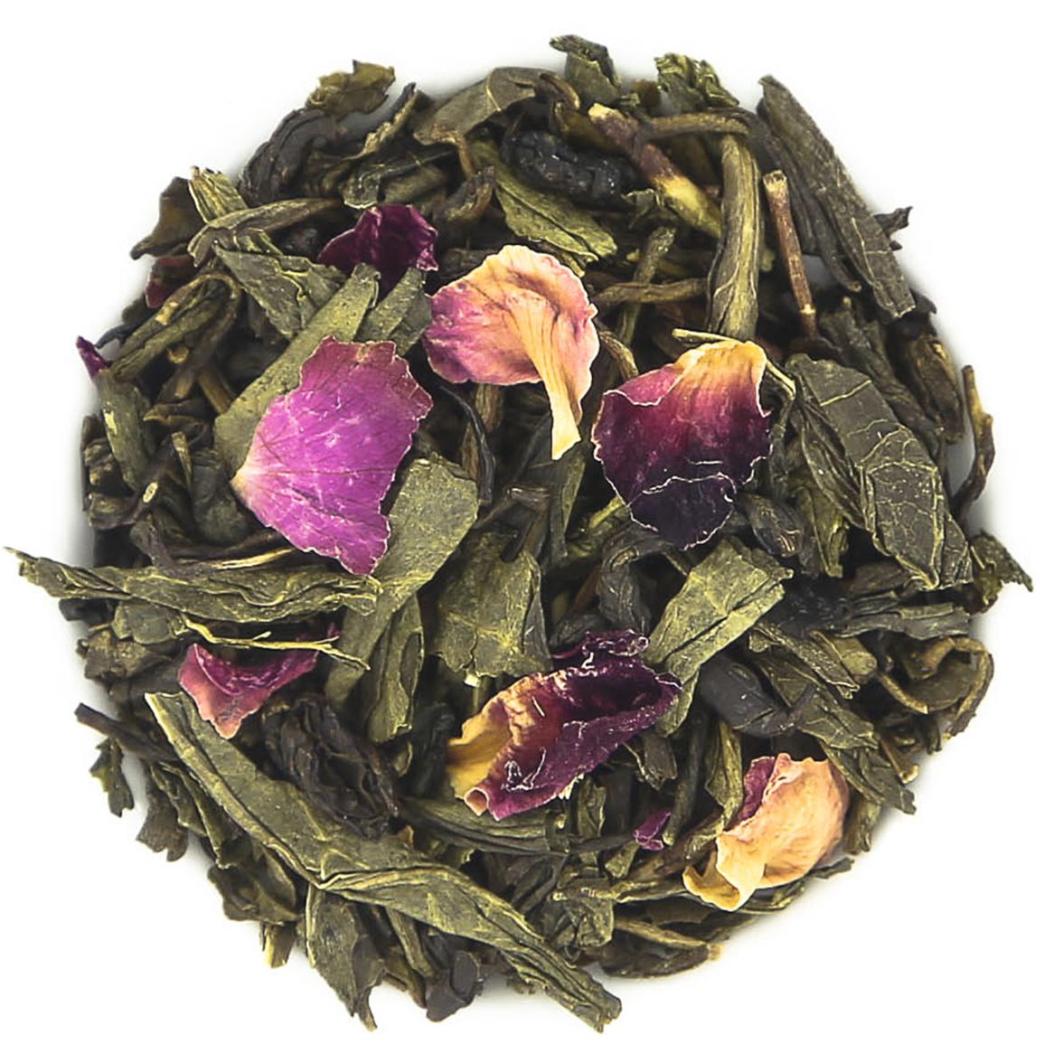 Loose Leaf Kusmi Rose Green Tea Valentine's Day Gift Ideas for Francophiles