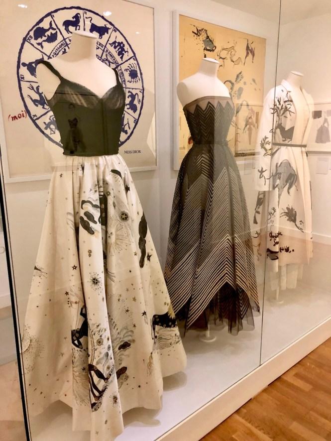 Musée Christian Dior Granville permanent collection