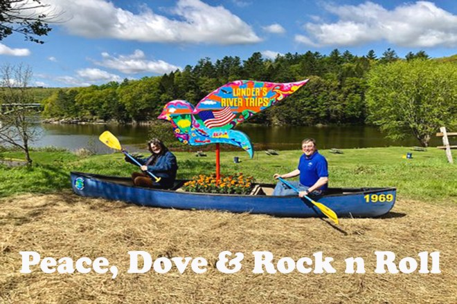 Peace, Dove and Rock n Roll -