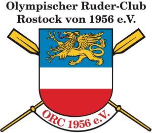 Logo des Olympischen Ruder-Clubs Rostock