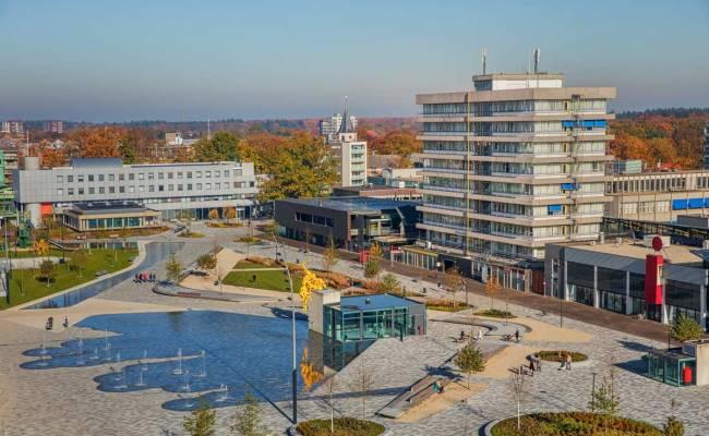 Raadhuisplein Emmen By Latz Partner Landscape