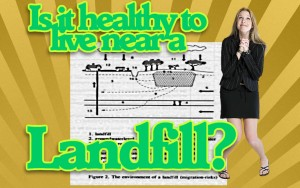 Health effects of landfill