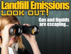 UK Landfill Gas Emissions
