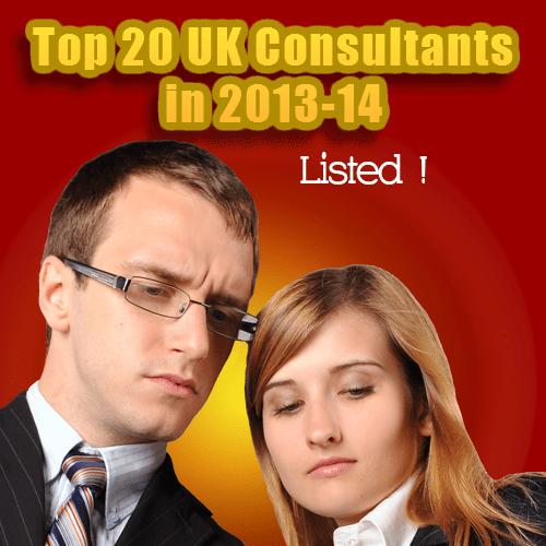 Top 20 UK Consultants