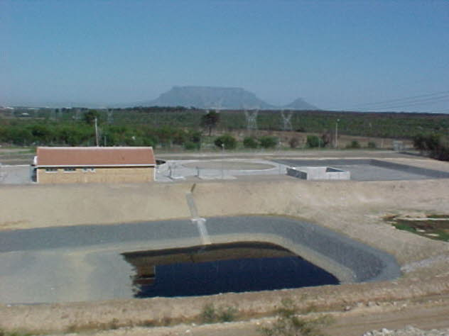 Landfill leachate treatment in south africa