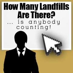 how many landfills are there