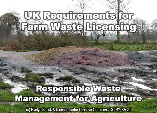 Farming Waste needs management