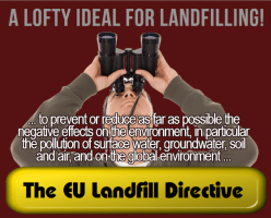 Lofty ideals of EU Landfill Directive