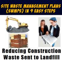 Site Waste Management Plans Easy Steps