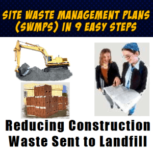 Site Waste Management Plans Easy Steps