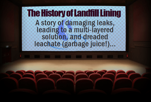 history of leachate garbage juice infographic