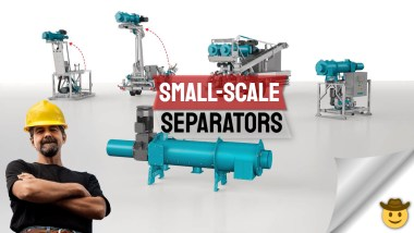 Small Scale Separators
