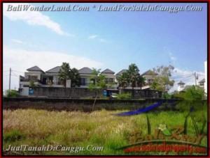 Beautiful PROPERTY CANGGU BALI 831 m2 LAND FOR SALE TJCG160