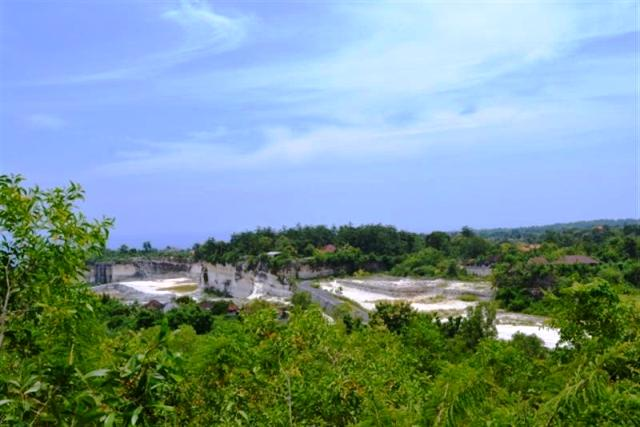 Land for sale in Jimbaran 11,700 sqm with Ocean view