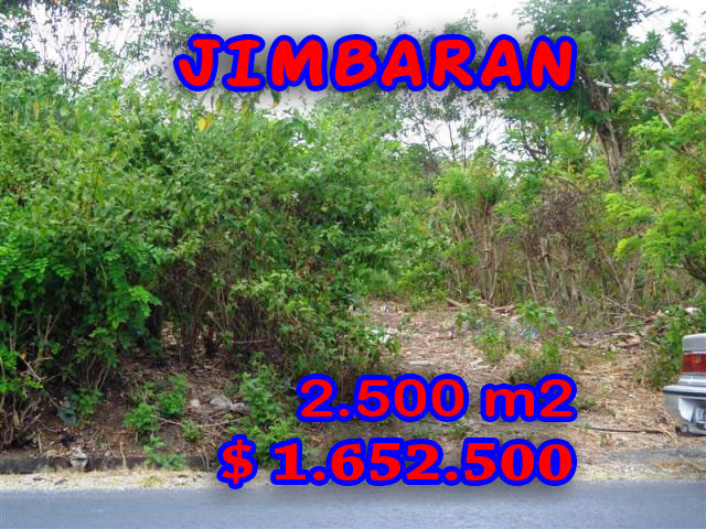 Land for sale in Bali, spectacular view in Jimbaran Bali – TJJI022